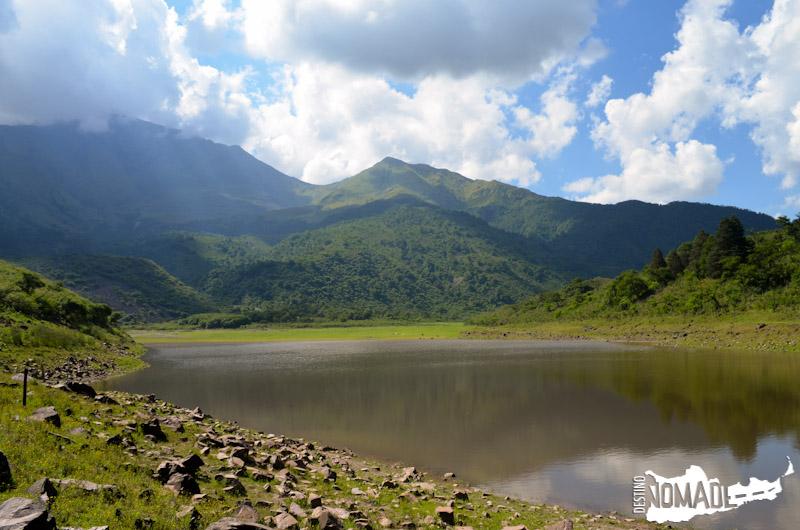 Hacia las yungas en las lagunas de Yala