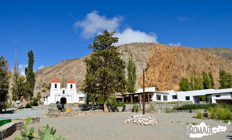 El Alfarcito, camino al Abra del Acay