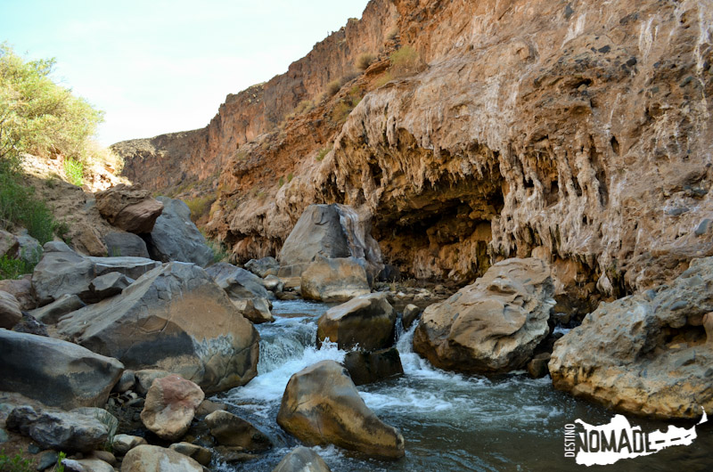 Puente del Diablo, Valles Calchaquíes