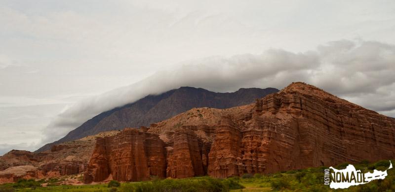 Los Castillos en la Quebrada de las Conchas, Valles Calchaquíes