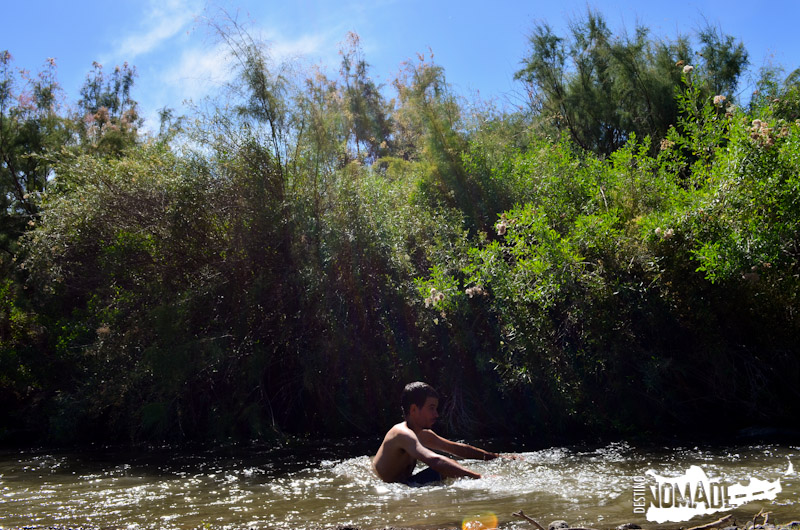 La Cuesta de Huaco y la Reserva La Ciénaga