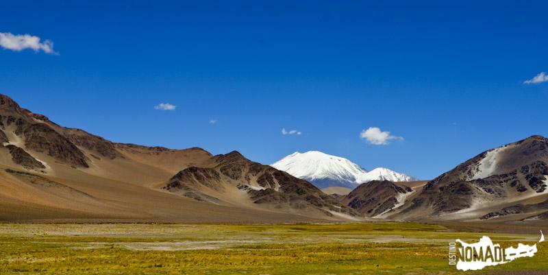 Cerro Inca Huasi, La Ruta de los Seismiles, Catamarca