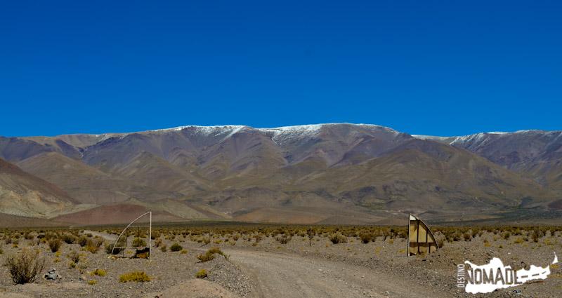 Monte Pissis, La Ruta de los Seismiles, Catamarca