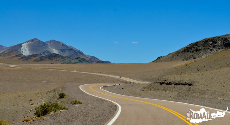 La Ruta de los Seismiles, Catamarca