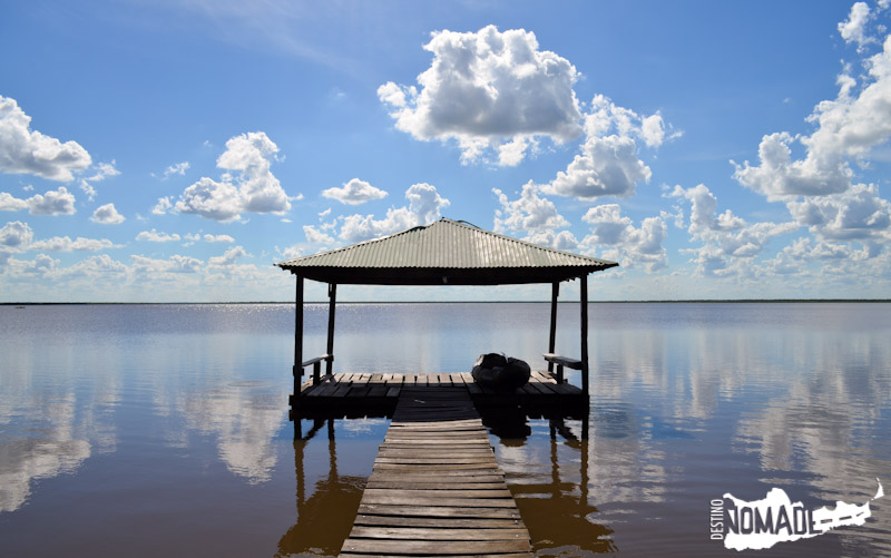 Laguna Blanca, Parque Nacional Río Pilcomayo