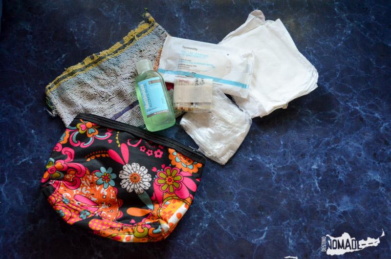 Tips viajeros: Kit de higiene