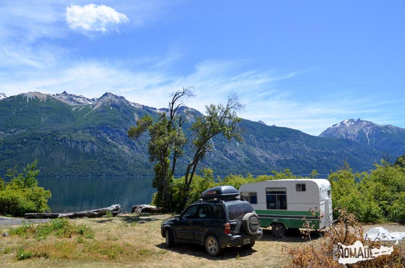 Descansaste junto a los lagos en el PN Los Alerces (Prov. del Chubut)
